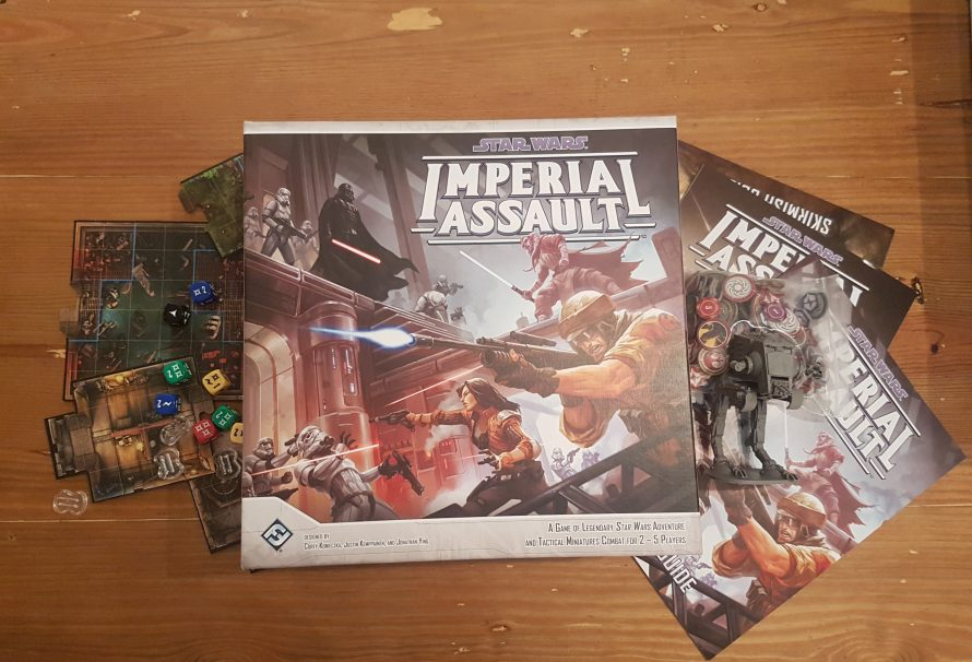 Star Wars Imperial Assault Review – The Iconic Franchise In Epic Board Game Form