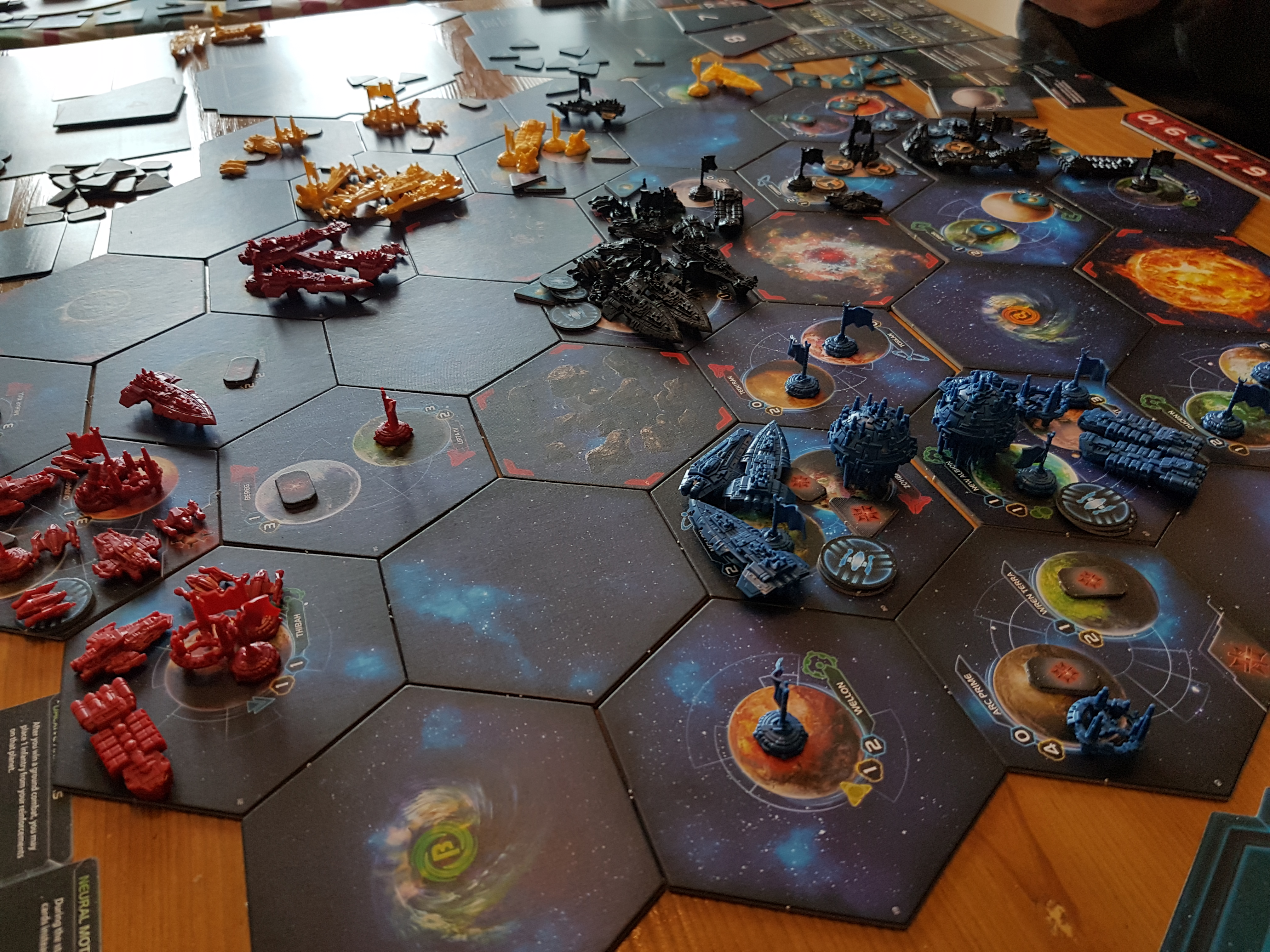 Twilight Imperium Fourth Edition Review - Grand Space Opera