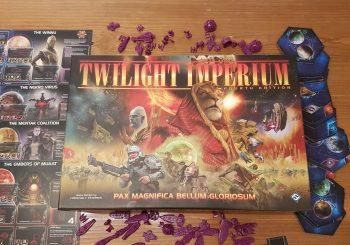 Twilight Imperium Fourth Edition Review - Grand Space Opera From A New Player's Perspective