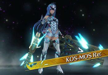 Xenoblade Chronicles 2 gets KOS-MOS Re: from Xenosaga as Rare Blade