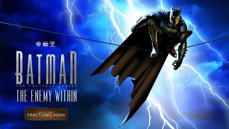 Release Date Revealed For Batman: The Enemy Within Episode 3