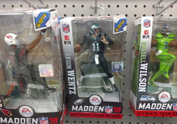 EA Has Released Madden 18 Ultimate Team Toy Figurines