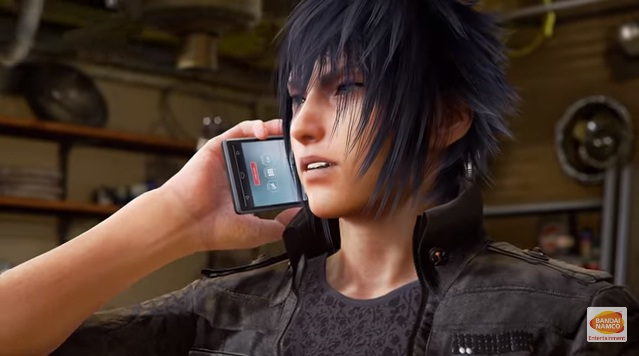 Final Fantasy's Noctis joins the Tekken 7 roster next year
