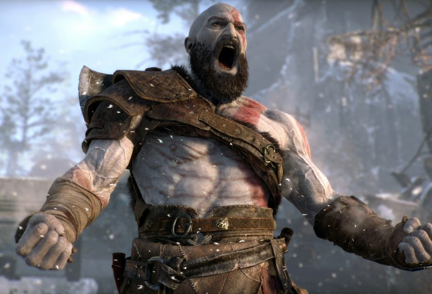 God of War PS4 Will Get Its Own Art Book Next Year