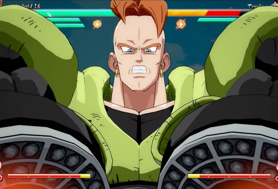 New Dragon Ball FighterZ Trailer Introduces Us To Android 16