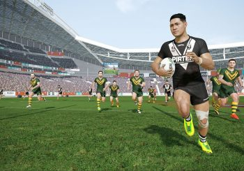 Rugby League Live 4 - World Cup Edition Gets A Release Date