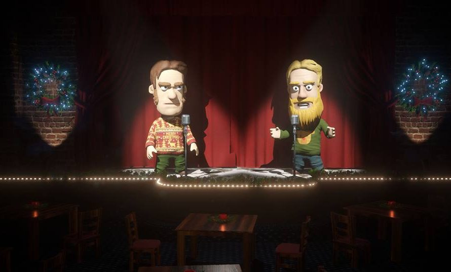Comedy Night Adds Christmas Sweaters To The Game