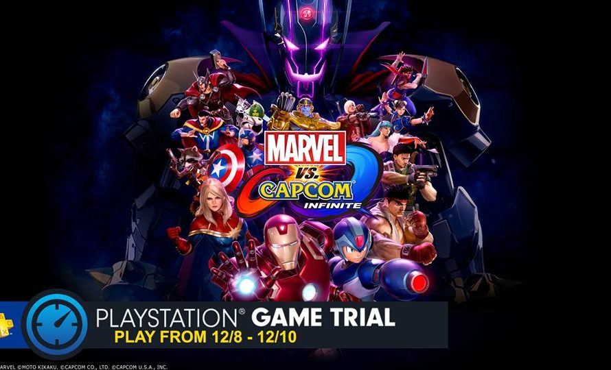 Marvel vs. Capcom Infinite To Be Free To Play For A Few Days On PS4