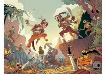 Sea of Thieves To Receive Its Own Comic Book Series