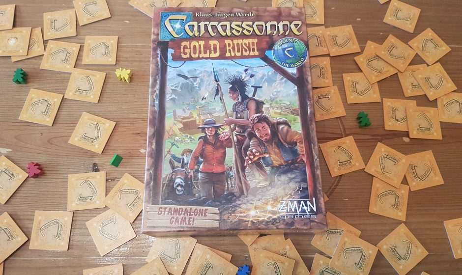 Carcassonne Gold Rush Review – Nuggets Of Greatness