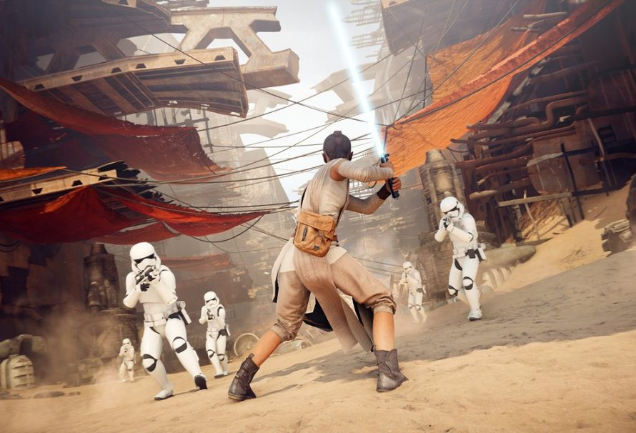 New Star Wars Battlefront 2 Update Patch Allows You To Earn More Credits