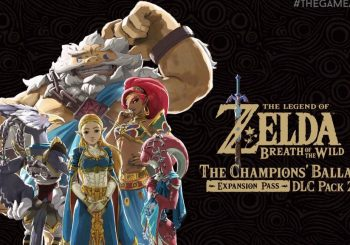 The Legend of Zelda: Breath of the Wild - The Champion's Ballad DLC Pack 2 Is Available Tonight