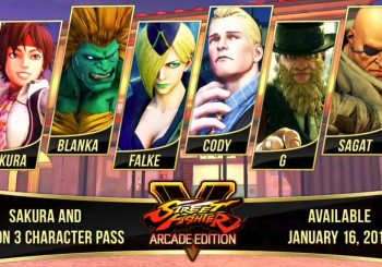 Street Fighter V DLC To Include Sakura, Sagat, Blanka And More