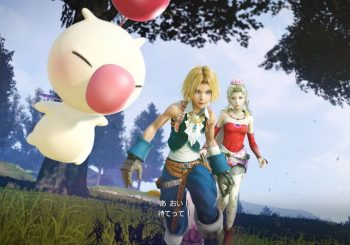 Japan Will Be Getting A Dissidia Final Fantasy NT Beta On PS4