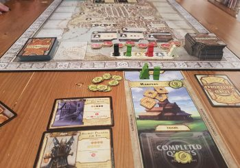 Lords of Waterdeep Review - D&D Themed Worker Placement Entertainment