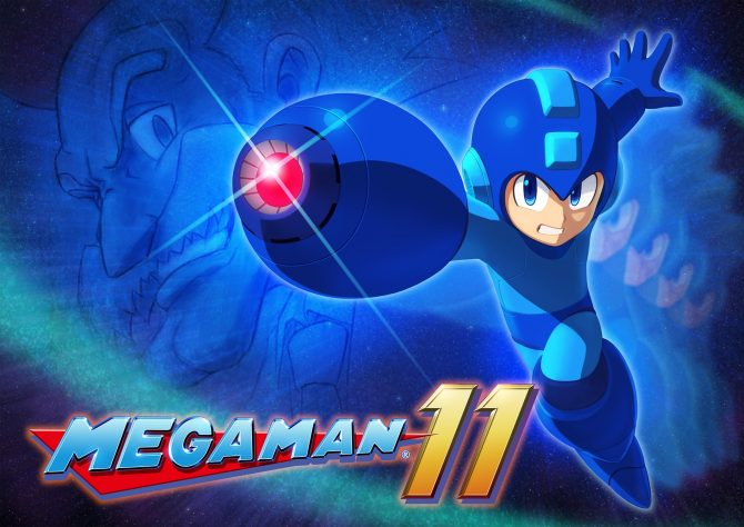 Mega Man X Collection Coming in 2018