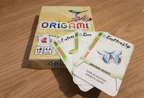 Origami Review - A Cute & Fast Card Game