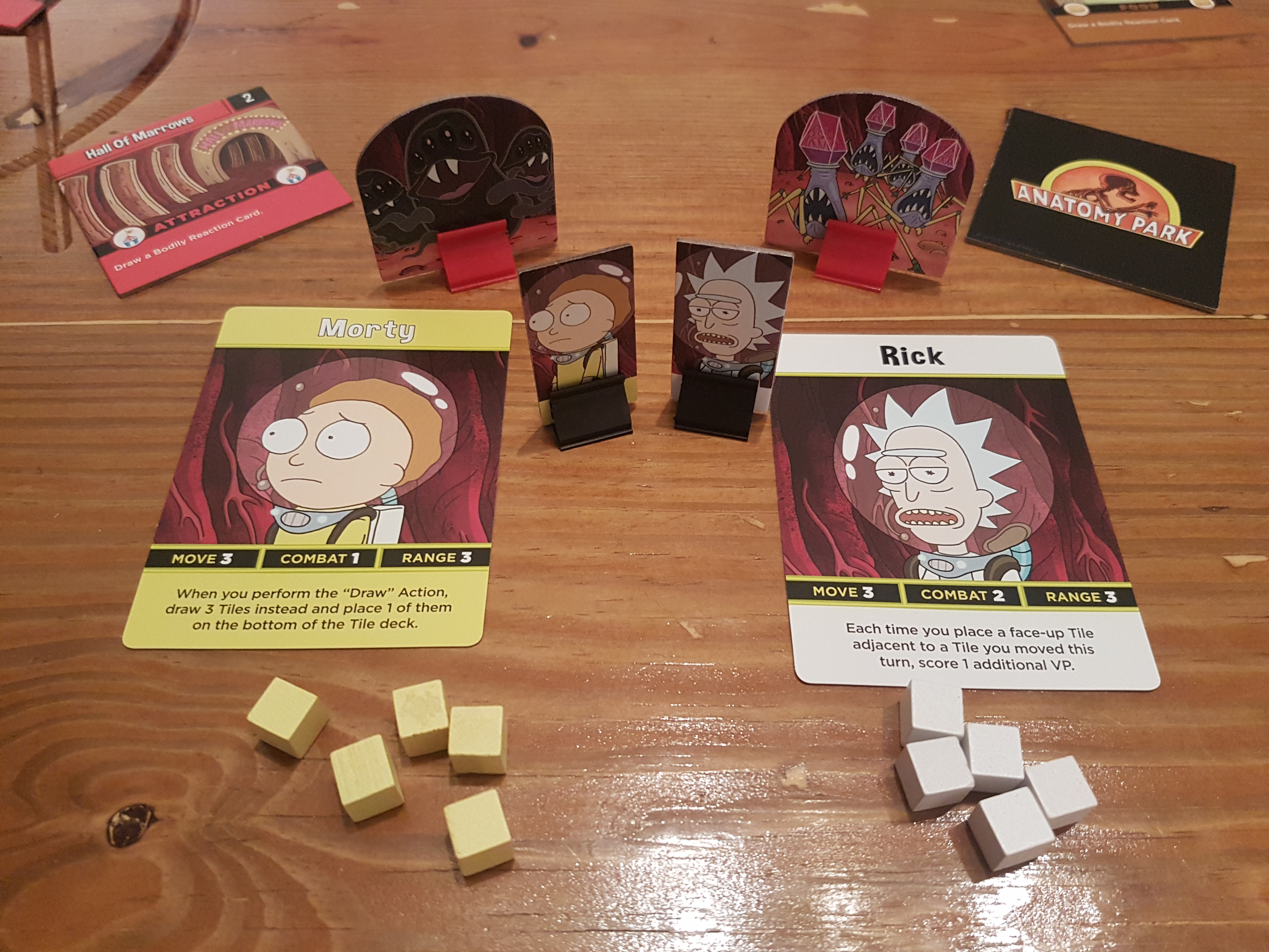 Rick & Morty Anatomy Park Review - Oh Jeez Rick! - Just Push Start