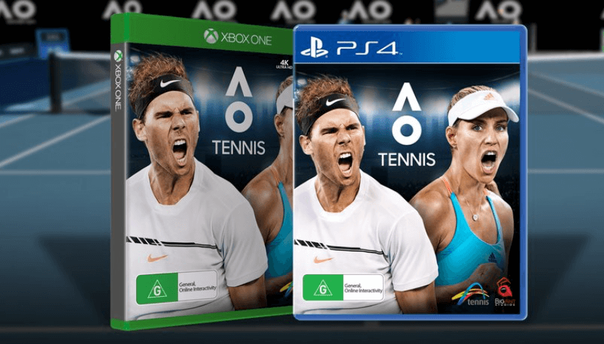 New AO Tennis Video Game Releasing In January 2018 For PS4 And Xbox One