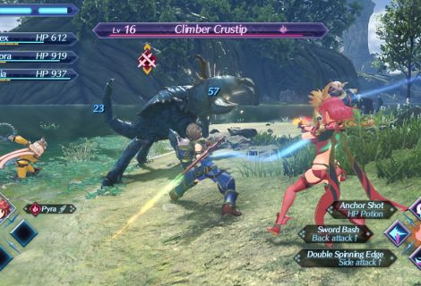 Xenoblade Chronicles 2 version 1.1.1 update now live; Tiger! Tiger! mini-game now much easier with Easy difficutly