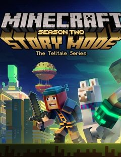 Minecraft Story Mode Season Two Episode 5 Above And Beyond
