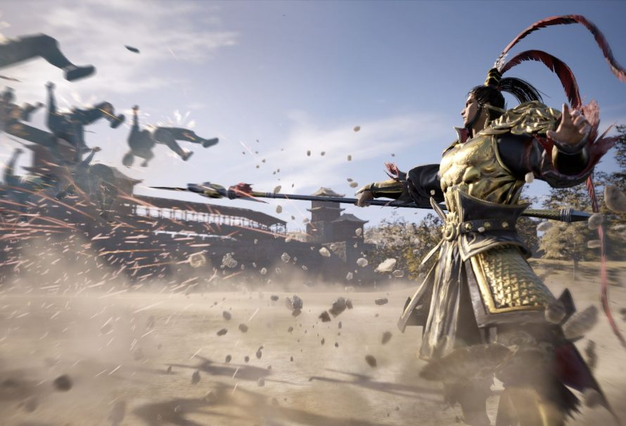The ESRB Details Content Of Dynasty Warriors 9