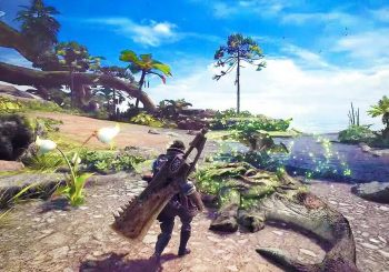 Monster Hunter World Getting Another Beta Later This Month On PS4