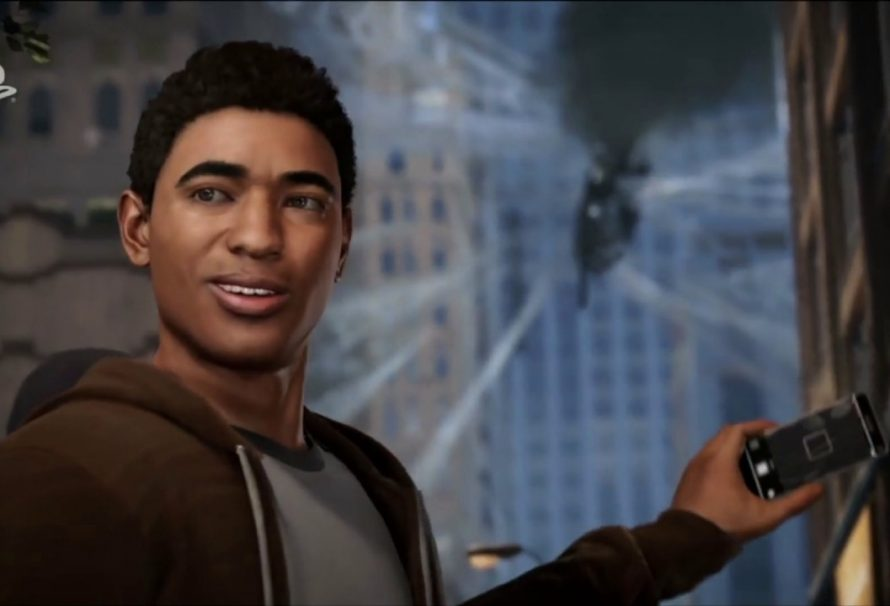 Miles Morales To Have A Significant Role In Spider-Man PS4