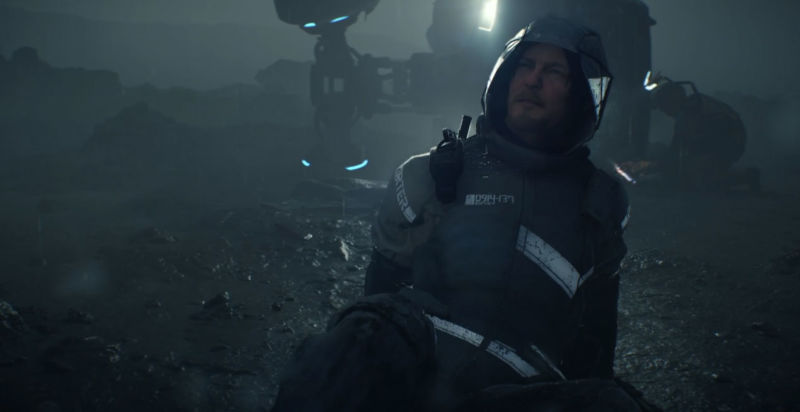 Watch the unhinged new trailer for Kojima and Del Toro's Death Stranding