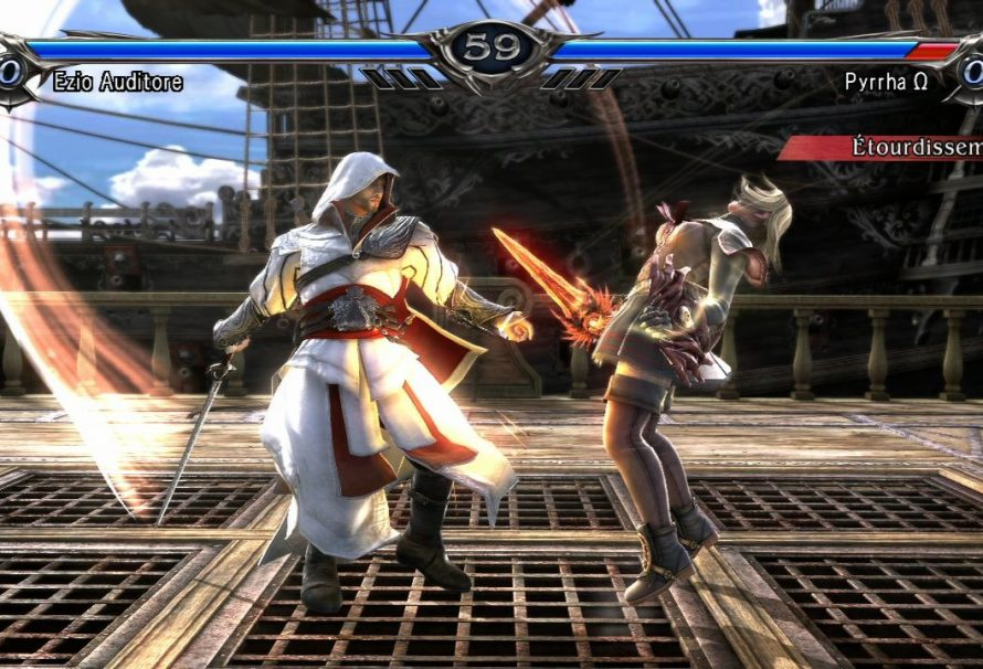 Soulcalibur VI Announced And Its Coming In 2018 - Just Push Start
