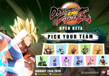 Bandai Namco Reveals Playable Characters In Free Dragon Ball FighterZ Open Beta Demo