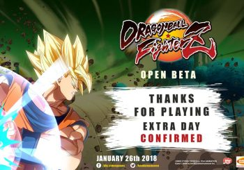 Bandai Namco Set To Increase The Open Beta Period For Dragon Ball FighterZ