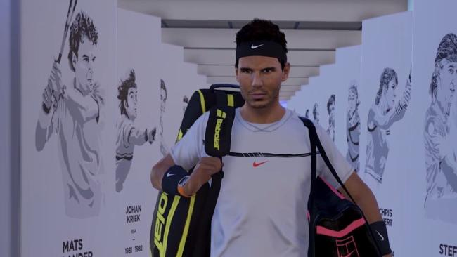 Partial Roster Revealed For The AO Tennis Video Game