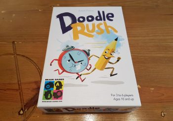 Doodle Rush Review - A Fast Drawing Delight