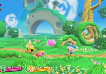 Kirby Star Allies is Out March 16