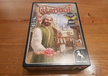 Istanbul Review - A Gem Of A Market Game