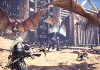 Monster Hunter: World getting Horizon: Zero Dawn collaboration on January 26