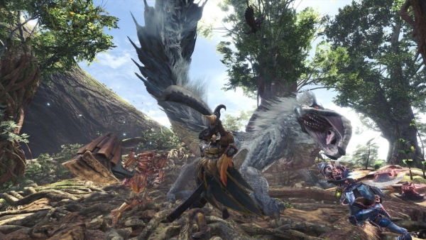 Monster Hunter World PC Gets A Release Date And System Requirements