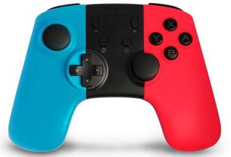 A New Third Party Nintendo Switch Controller Has Been Revealed