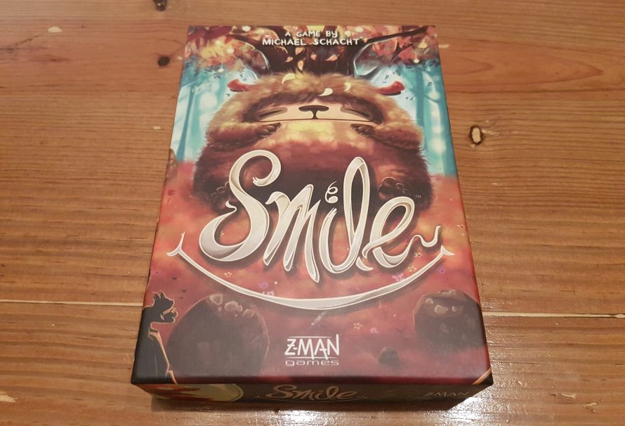 Smile Review – Friendly Fireflies & Critters