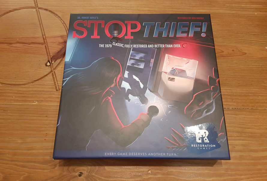 Stop Thief! Review – A New Classic