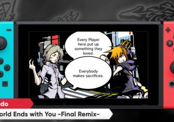 The World Ends With You -Final Remix- Revealed for Switch