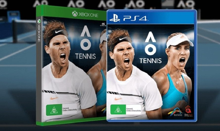 AO Tennis Full Trophy/Achievement Guide