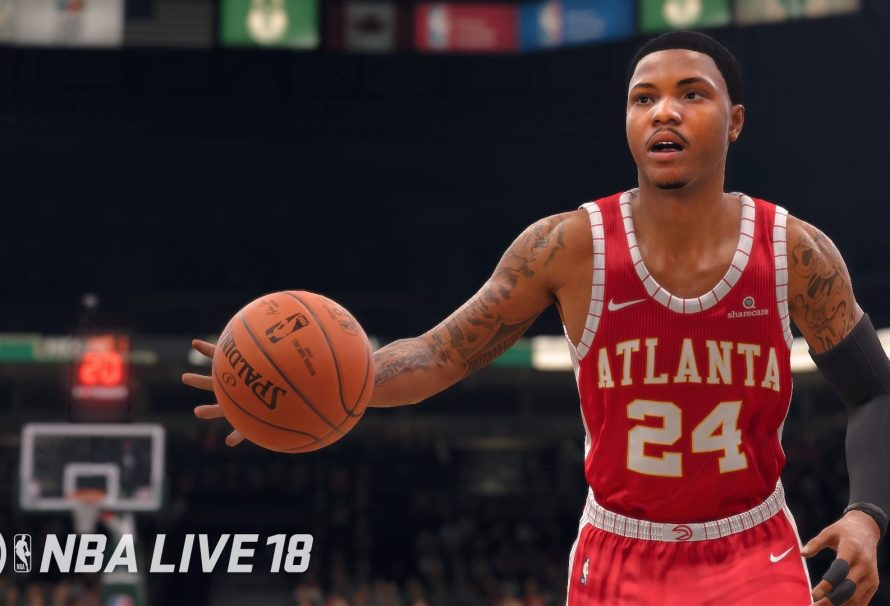 NBA Live 18 1.10 Update Patch Notes Have Arrived On PS4 And Xbox One