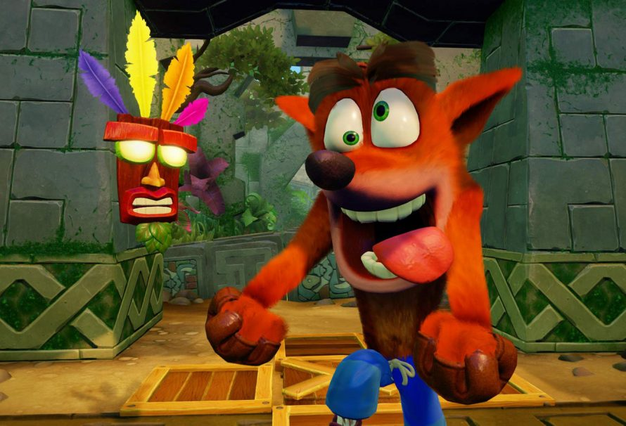 Rumor: New Crash Bandicoot Game to Release in 2019