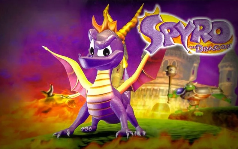 Rumor: Spyro the Dragon Remake Trilogy To Be Out On PS4 Later This Year