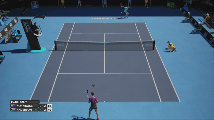AO Tennis Update Patch 1.13 Notes Arrive For PS4 And Xbox One