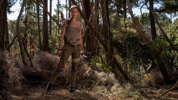 Tomb Raider Barbie doll revealed