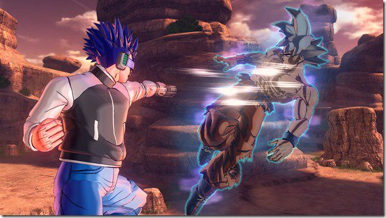 Dragon Ball Xenoverse 2 DLC Adds Ultra Instinct Goku, Jiren & More