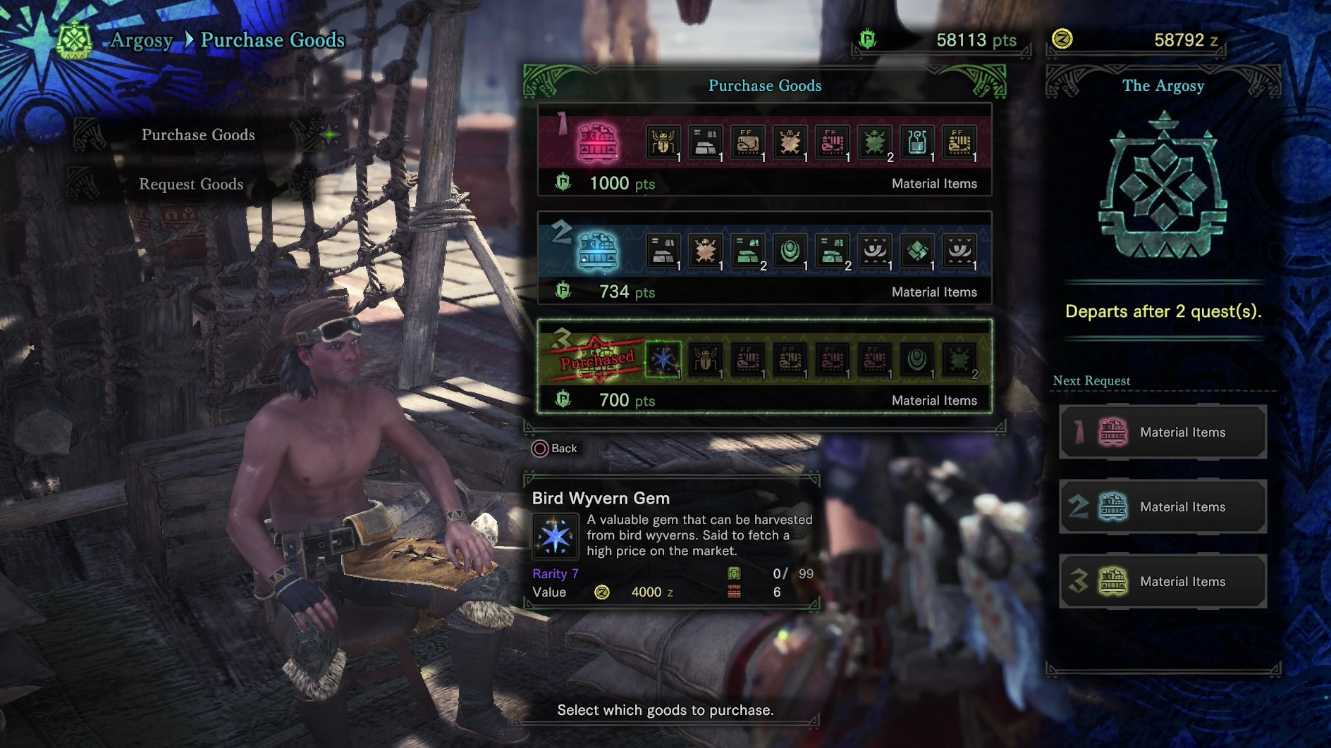 Monster Hunter: World - Rare Drop Farming Guide - Just Push